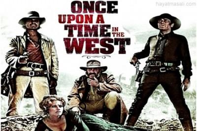Bir Zamanlar Batıda Film Posteri