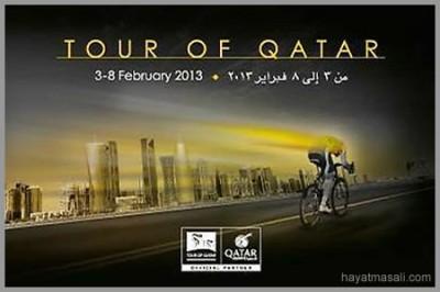 Bisiklet de Katar Turu Başladı