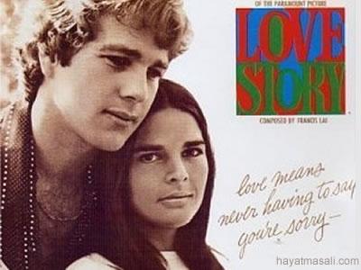 Bir Film Daha Love Story