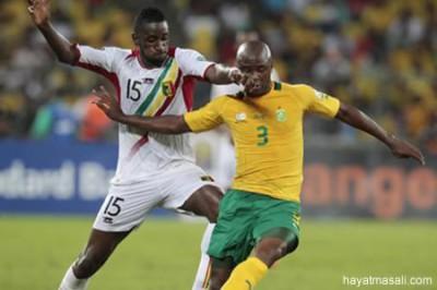 Güney Afrika Mali maçı