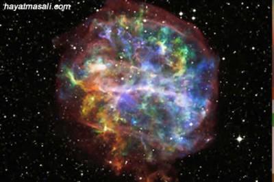 Evrenin Gizli Olmayan Gizli Ajanı