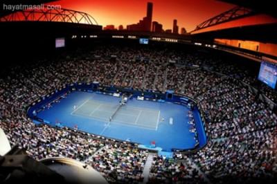 Avustralya Açıkta Finaller Hafta Sonu