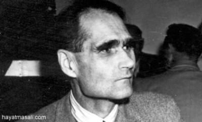 Nazi Lideri Rudolf Hess