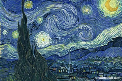van gogh starry night ballance