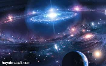 Ya evren büyümüyorsa