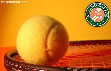 Rolland Garros Tenis Turnuvasi