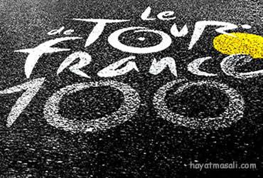 Fransa Bisiklet Turu Yaklaşıyor