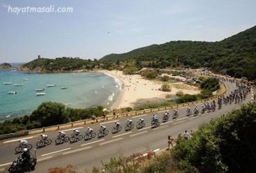 Fransa Bisiklet Turu 1. Gün