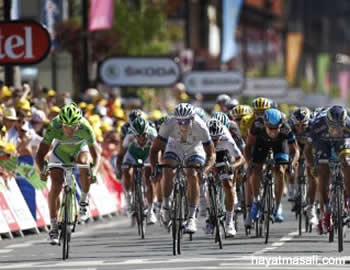 Fransa Bisiklet Turunda 7. Etap