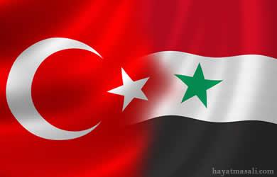 Türkiye Suriye Bayrak