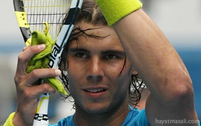Nadal: Karanlığı hiç sevmem
