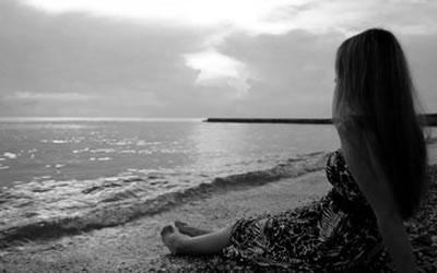 kadın ve deniz