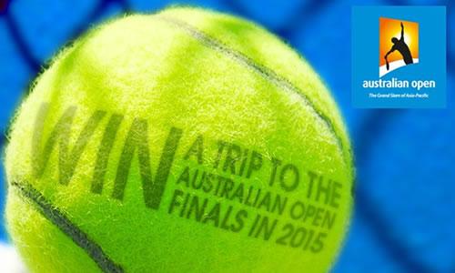 Avustralya Açık Tenis Turnuvası 2015
