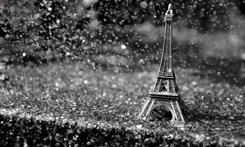 Paris Yağmur