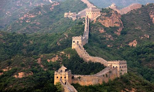 Çin Seddi Nasıl Bir Yapıdır?