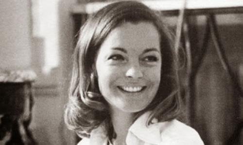 Rosemarie Albach-Retty Romy Schneider