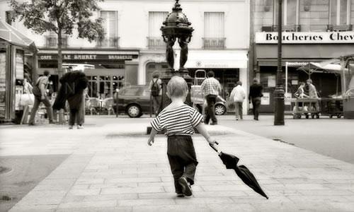 çocuk olmak