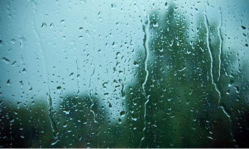 Bu Sabah Yağmur Var