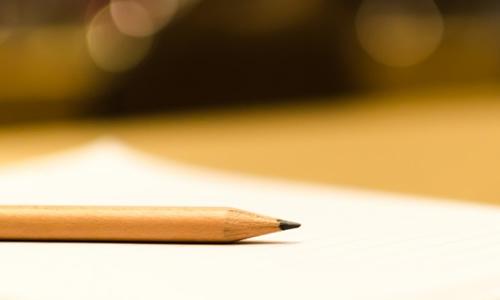 Kalemde Bir Sessizlik