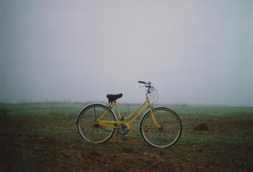 Yalnızlık İki Tekerlekli Bisiklet