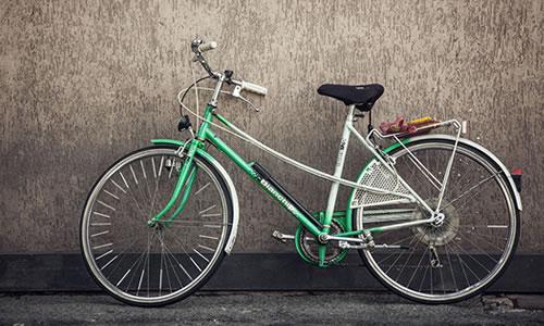 Bisikletle Gezerken
