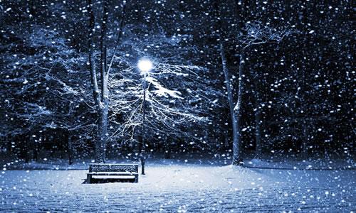 Kar Beyaz Geceler Bile Simsiyah